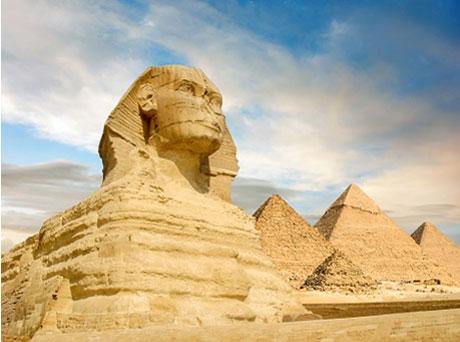 Egito Atrações