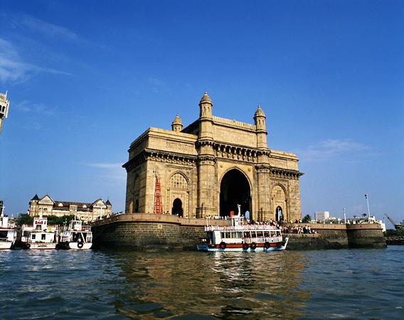 Mumbai-Gateway of India