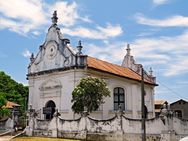 Old Dutch Church Galle