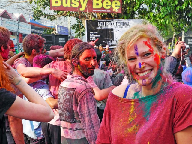 Oh my Holi! Festival of Colors