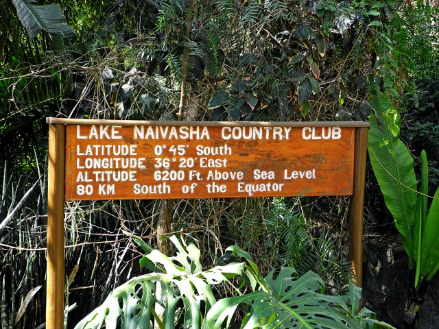 Lake Naivasha Location