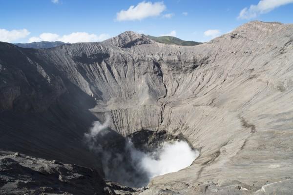 Creater of Bromo Volcano