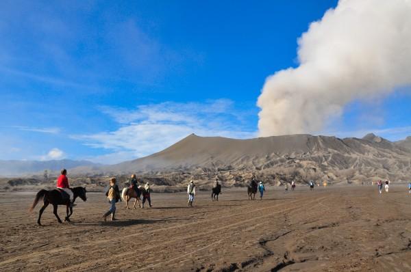 Mount Bromo Volcano, East Java