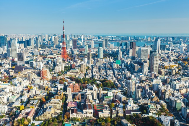 5 Great Attractions in Tokyo