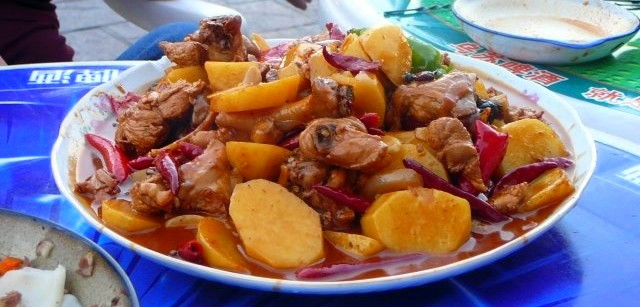 DaPanJi Big Plate Chicken
