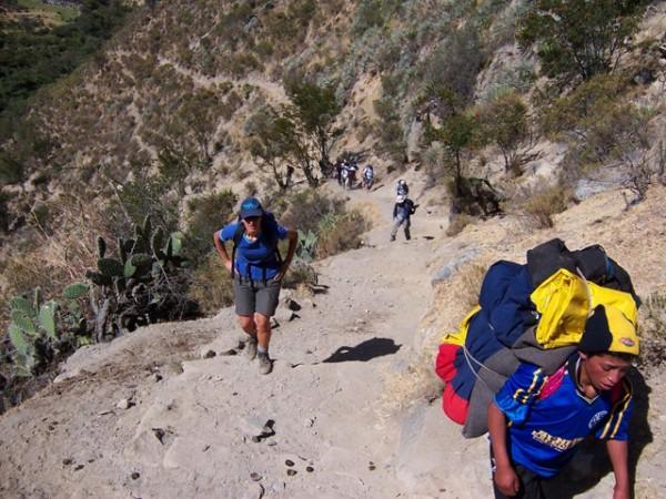 Inca Trail Trekking