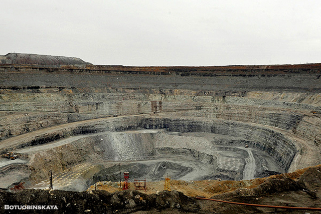 Botuobinskaya Diamond Mine