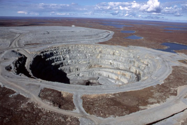 Orapa Diamond Mine