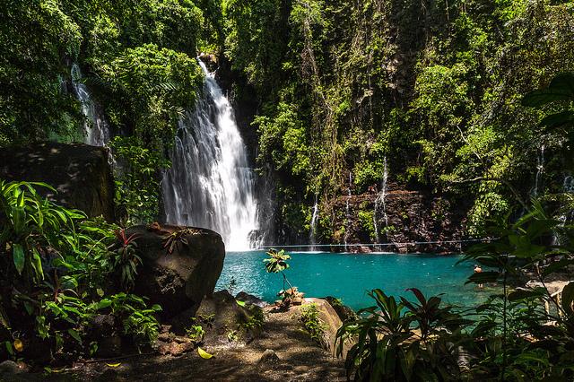 Pagayawan Falls