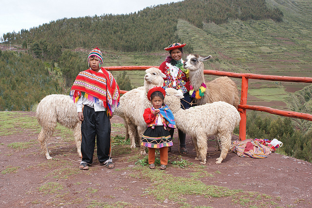 Peruvian People