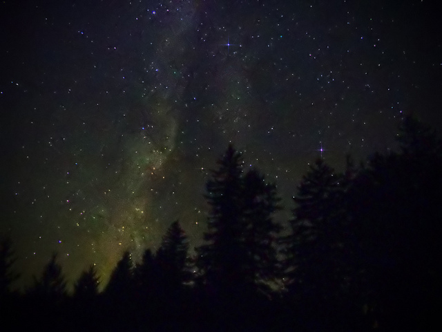 Star Gazing in Cherry Springs State Park