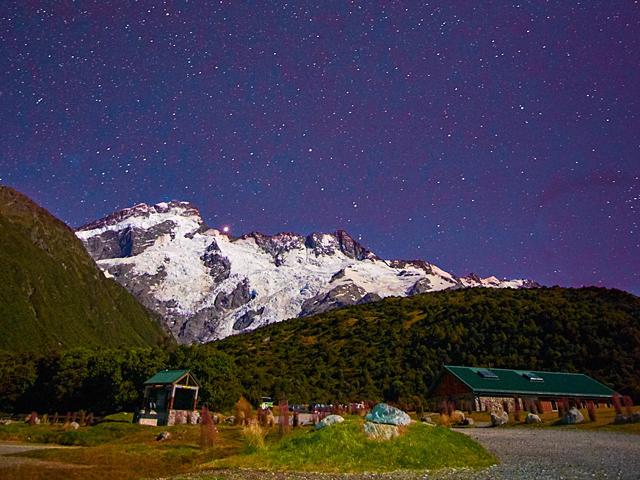 Star Gazing in Aoraki/Mount Cook National Park