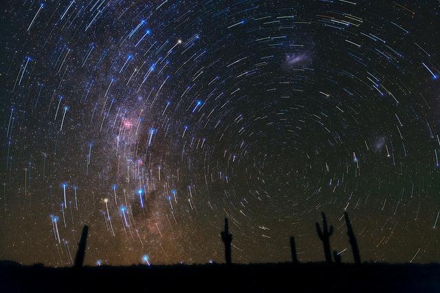 Star Gazing in Atacama Desert