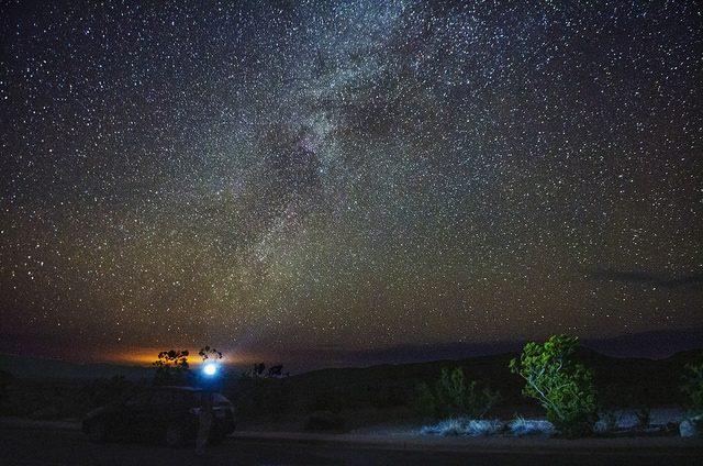 Star Gazing in Big Bend National Park