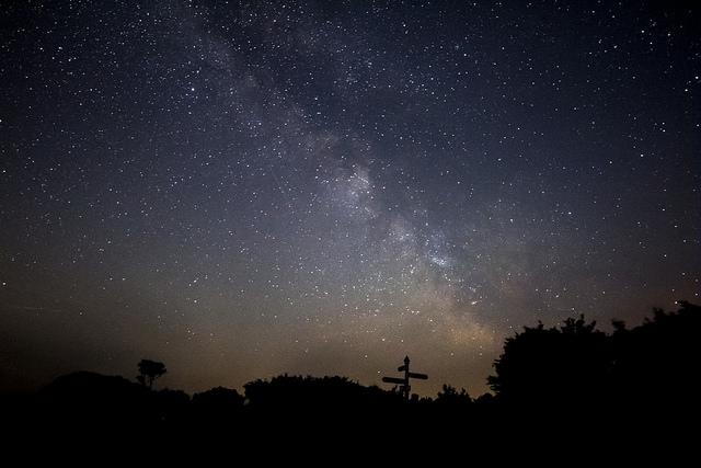 Star Gazing in Exmoor