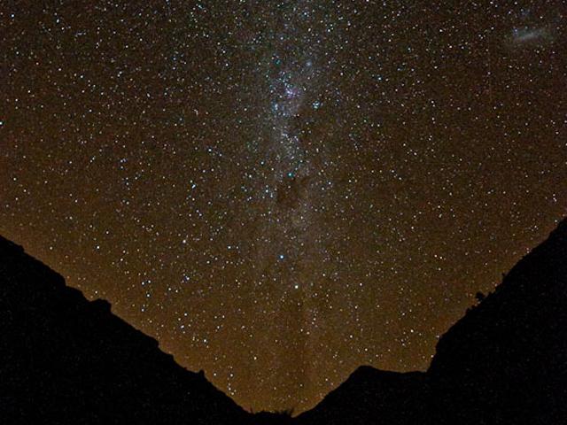 Star Gazing in Golden Gate Highlands National Park