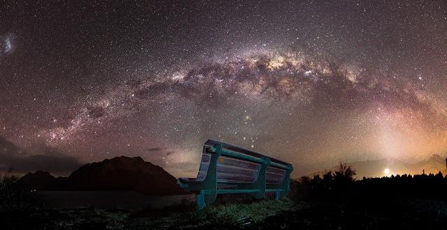Star Gazing in Kelvin Peninsula