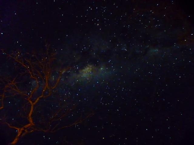 Star Gazing in Kruger National Park
