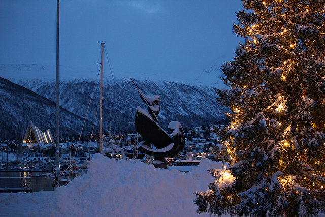 Christmas in Tromsø