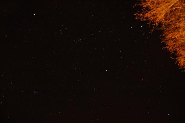 Star Gazing in Tuscany