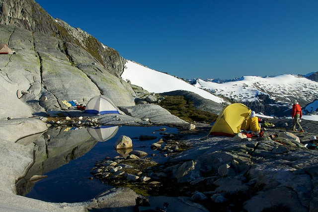 20 Amazing Places to go Camping