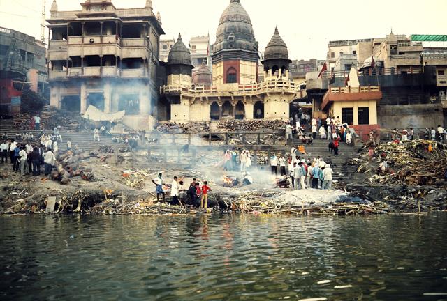 Manikarnika Burning Ghat, Varanasi