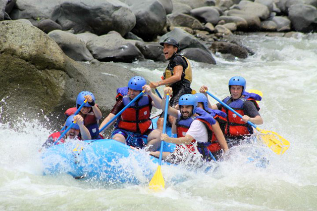 Rafting Pacuare River