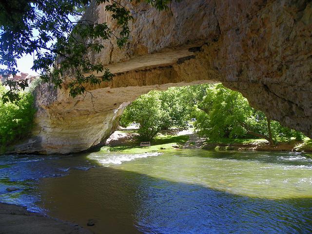Ayres Natural Bridge Park