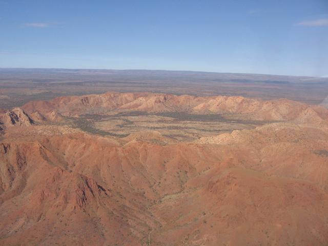 Gosses Bluff Crater