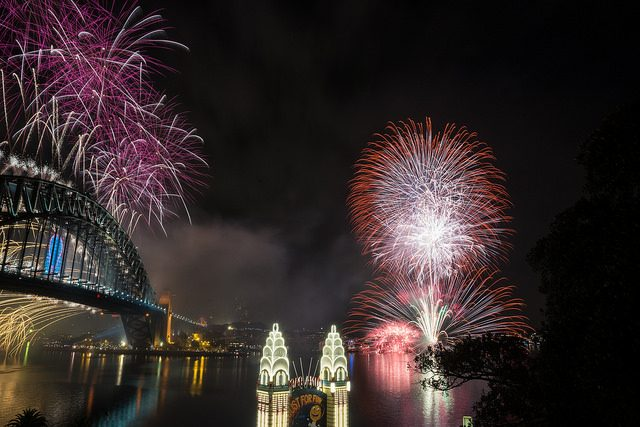 20 Great Places to Celebrate New Year in 2017