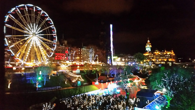 Edinburgh New Year Eve