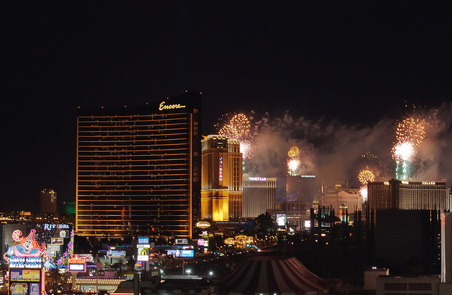 Las Vegas New Year Eve