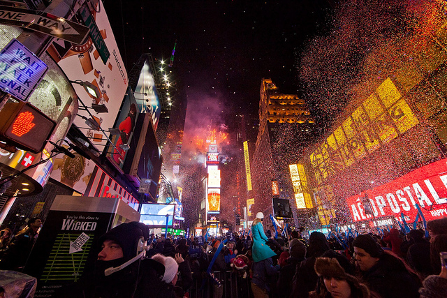 New York City New Year Eve