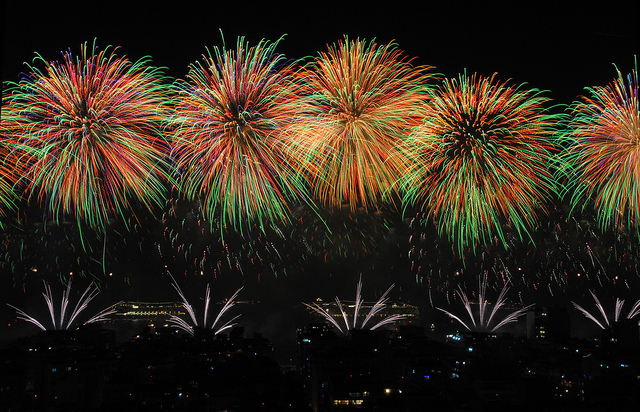 Rio de Janeiro New Year Eve