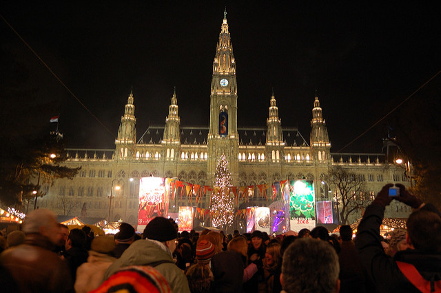 Vienna New Year Eve