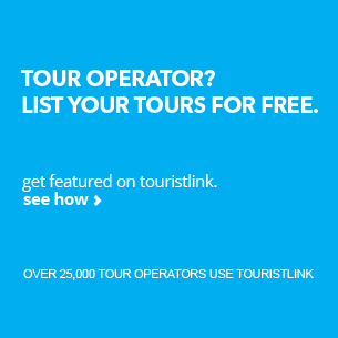 Get featured on Touristlink