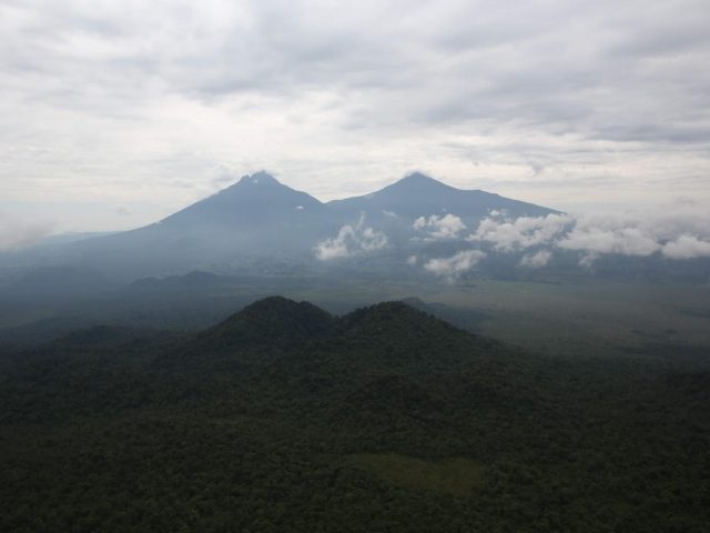 mount karisimbi 640x480 Volcanoes to Climb in East Africa