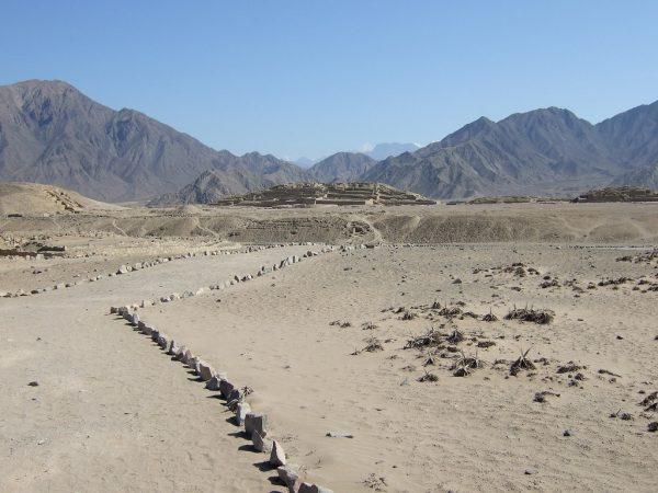 Caral - The Pyramid City