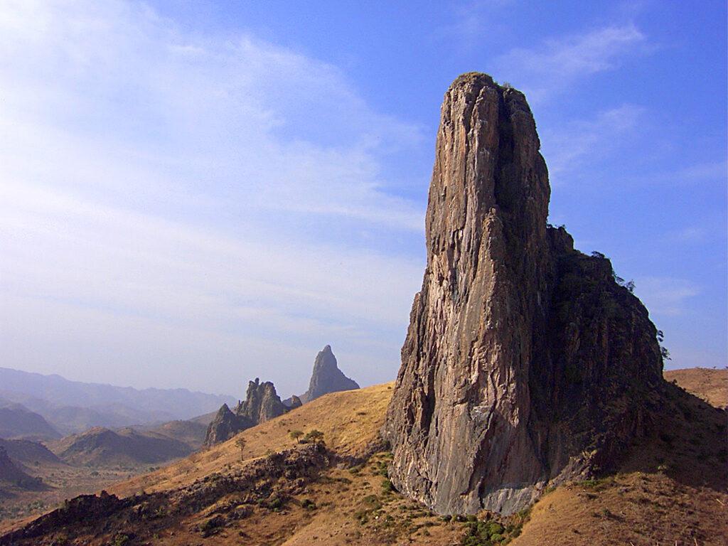 Rhumsiki Peak